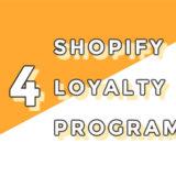 ポイントだけじゃない!Shopifyアプリを使って行える4つのロイヤリティ施策をご紹介